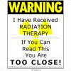 Radiation Warning!