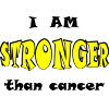 I Am Stronger than cancer