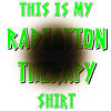 My Radiation Therapy Shirt/Hat